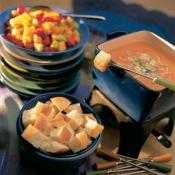 Image of Pizza Fondue With Lime-kissed Fruit, Publix Super Markets