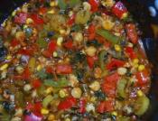 Image of Veg-Head Three-Bean Chili, Rachael Ray