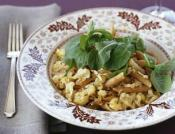 Image of Whole Wheat Penne With Cauliflower Sauce, Rachael Ray