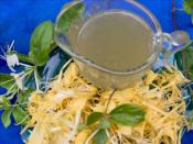 Image of Honeysuckle Sore Throat Syrup, Food.com