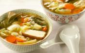 Image of Miso Soup With Garlic And Ginger, Wholefoods