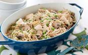Chicken Tetrazzini