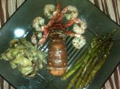Image of Special Event Lobster Dinner Recipe, Nibbledish