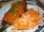 Image of Fried Fish With Tomyam Sauce Recipe, Nibbledish
