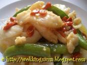 Image of Stir Fried Fish Slice Recipe, Nibbledish