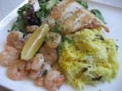 Sumak Barramundi & Butter Prawns Recipe