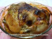 Image of Roast Herbal Emperor Chicken Recipe, Nibbledish