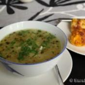 Image of Garlic Soup Recipe, Cook Eat Share