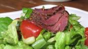 Image of Smoked Kangaroo Salad, LifeStyle FOOD