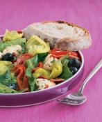 Image of Antipasto Salad, Real Simple