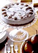 Image of Vanilla-Pecan Ice Cream Torte, Good Housekeeping