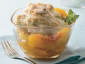 Image of Quick Peach Cobbler, Betty Crocker