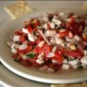 Image of Warm Tilapia Ceviche, Bigoven