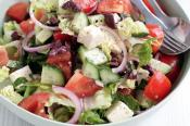 Image of Greek Chopped Salad, Taste