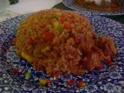 Image of Cajun Jambalaya, Recipe Key