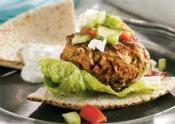 Image of Mini Greek Lamb Burgers, The Main Meal