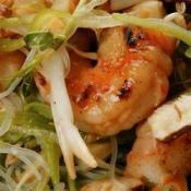 Image of Ginger Prawn And Noodle Salad, All Recipes Australia