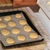 Image of Peanut Butter Cookies (quick And Easy Biscuits), RecipeLover