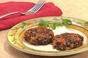 Image of Black Bean And Rice Cakes, Kraft Recipes