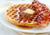 Image of Buttermilk Waffles, KitchenMonki