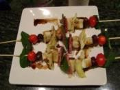 Image of Antipasto Skewers, Emerils