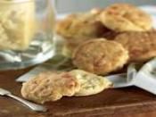 Image of Quick Rich Cabot Cheese Biscuits, Food Network