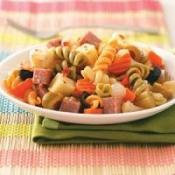 Image of Antipasto Pasta Salad Recipe, Group Recipes