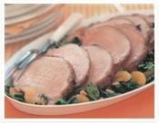 Image of Cajun Pork Loin Roast, Club House