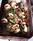 Image of Beautiful Smoky Barbecued Shellfish, Jamie Oliver