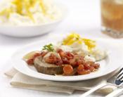 Image of Eye Of Round Steak With Tomatoes, Carrots, And Onions, Hormel