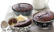 Image of Quick Chocolate Self-saucing Puddings, Woolworths